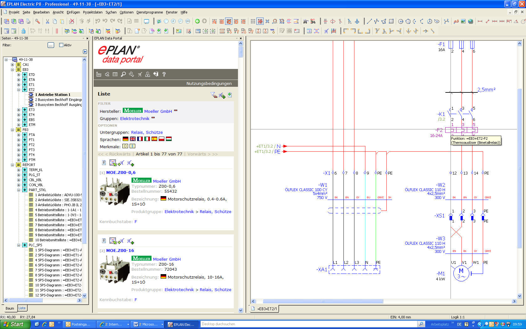 Eplan software for Eplan for drivers