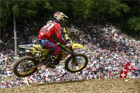 Seewer Fights to Eighth in French MX2
