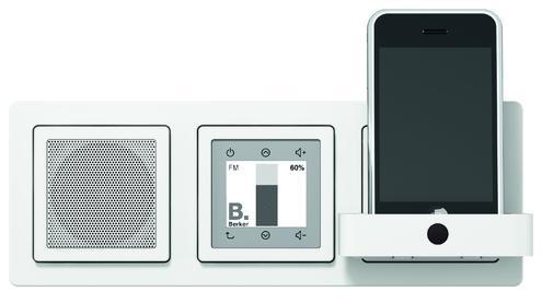 willkommen in der multimedia welt von berker berker eine marke der hager. Black Bedroom Furniture Sets. Home Design Ideas