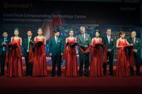 €10 million Euro invest in China: Opening ceremony for the new compounding facility in Changshu, China, Photo: ContiTech