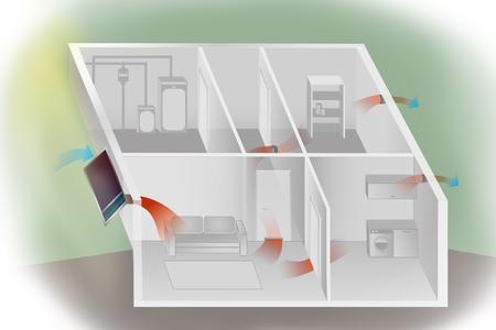 klima kur f r feuchte keller grammer solar gmbh pressemitteilung. Black Bedroom Furniture Sets. Home Design Ideas