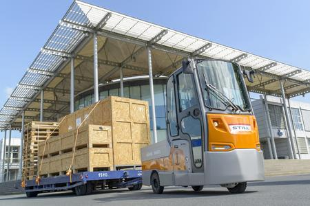 Allrounder Bewu00e4hrt Sich Im Messe-Einsatz - STILL GmbH - Pressemitteilung
