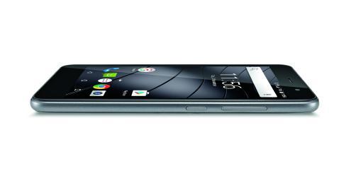 Gigaset präsentiert neues Smartphone GS160