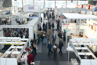 parts2clean International Trade Fair for Industrial Parts Cleaning in Friedrichshafen, from the 7th through the 9th of November, 2006