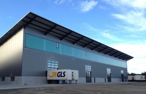 Gls neuer standort in cham general logistics systems for Depot regensburg