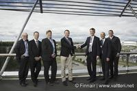 Lödige Industries unterzeichnet Vertrag über Logistikprojekt mit Finnair Cargo | Lodige Industries sign the contract for the logistic project with Finnair Cargo