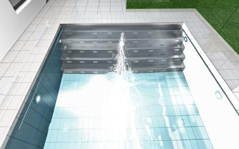 leichter einstieg ins schwimmvergn gen binder gmbh co kg pressemitteilung. Black Bedroom Furniture Sets. Home Design Ideas