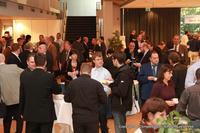 Das Technologieforum Comparting (auf dem Bild: Veranstaltung von 2011) vom 27. bis 28. September 2012 in Böblingen gehört zu den wich-tigsten Treffen für Experten und Anwender im Dokumenten- und Output-Management.