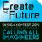 "Mouser and ADI Sponsor ""Create the Future"" Design Contest for Engineers and Students"