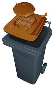 biotonnen mit filterdeckel auf dem vormarsch biologic gmbh co kg pressemitteilung. Black Bedroom Furniture Sets. Home Design Ideas