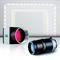 High-resolution 3 MP lenses for high-resolution USB 3.0 industrial cameras
