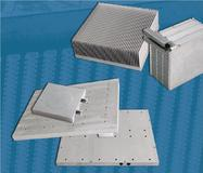 New Liquid and Evaporation Cooler plates for Power semiconductors