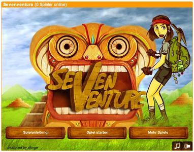 sevenventure spielen