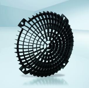 schallschlucker f r kleine radialventilatoren ebm papst mulfingen gmbh co kg pressemitteilung. Black Bedroom Furniture Sets. Home Design Ideas