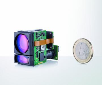 Laser Entfernungsmesser Sensor : Jenoptik erweitert produktfamilie der laser entfernungsmesser