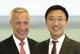 Managing directors of UNITY Business Consulting (Shanghai) Co., Ltd.: Dr. Alexander Suhm and Xiaolong Hu