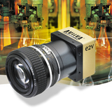 e2v AViiVA UC2  - GigE Vision Monoline RGB Line Scan Camera - User friendly and low cost - to meet your colour requirements