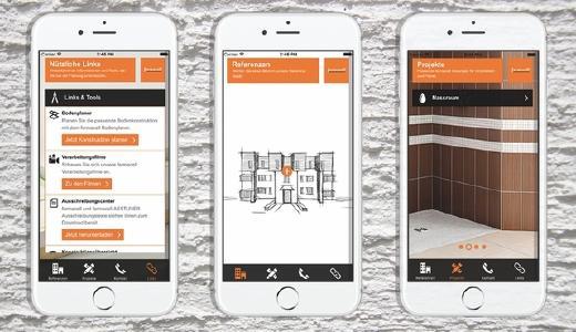 twt entwickelt architekten app f r fermacell twt interactive gmbh pressemitteilung. Black Bedroom Furniture Sets. Home Design Ideas