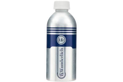 Wunderlich 600 ml aluminium all-purpose flask – silver