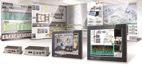 hmi operator panels und box pcs f r maschinen und automatisierungsanlagen amc analytik. Black Bedroom Furniture Sets. Home Design Ideas