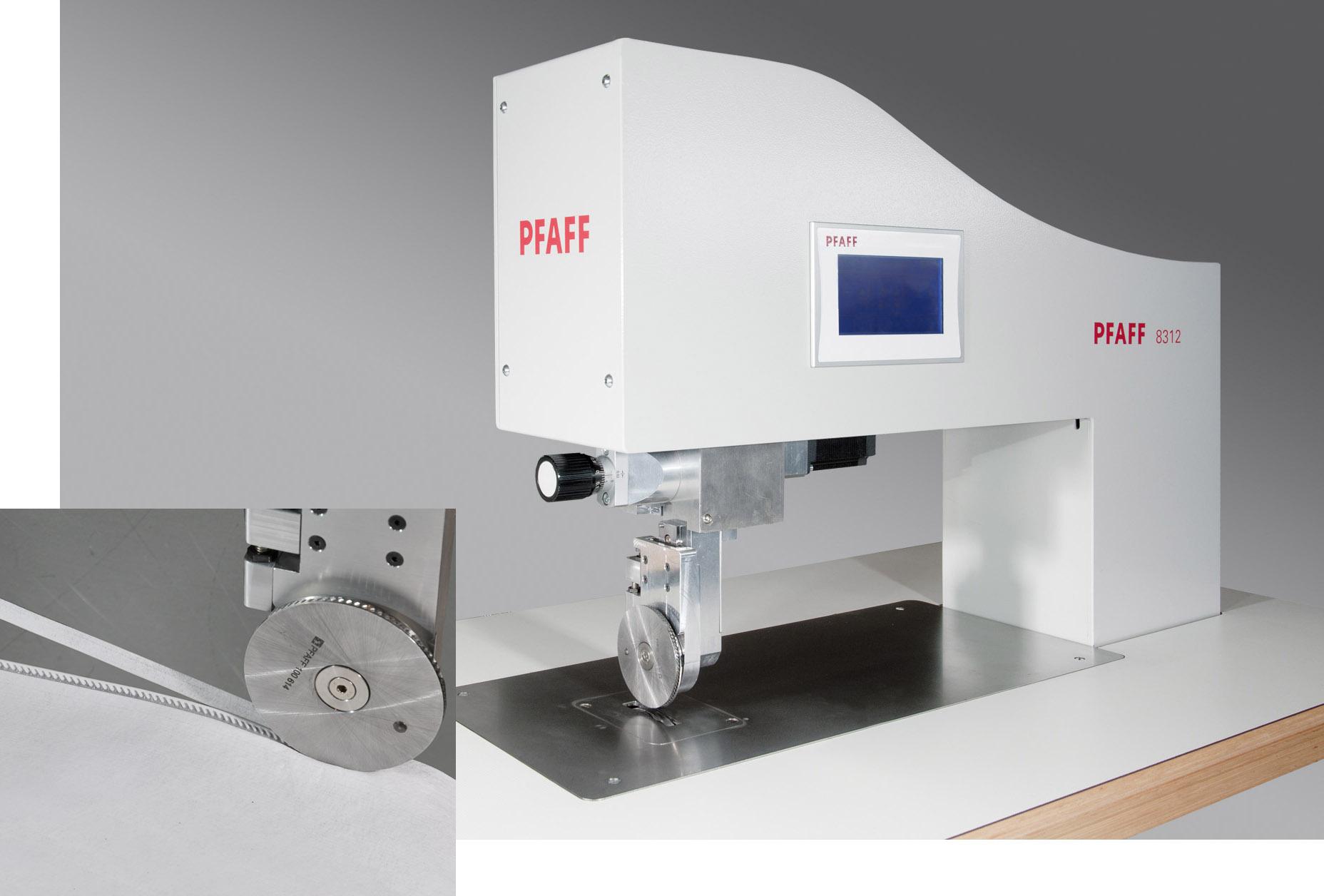 PFAFF Industrial at Texprocess 2013 - PFAFF Industriesysteme und Maschinen  GmbH - Press release