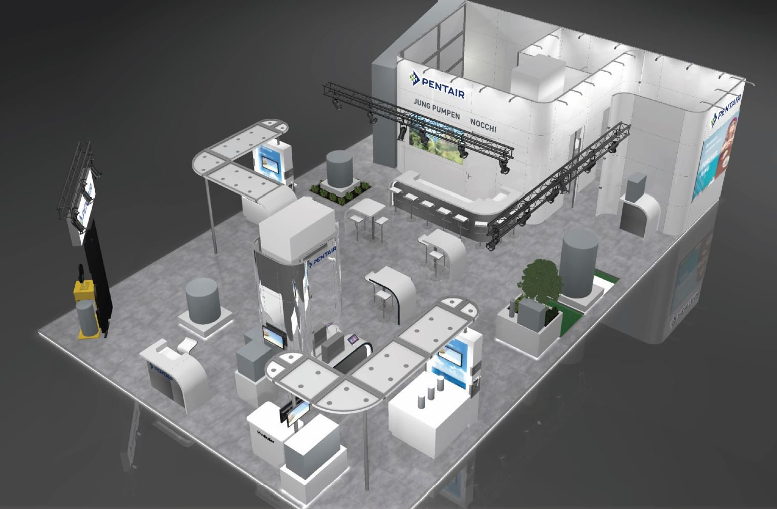 Abwassertechnik ist JUNG - Pentair JUNG PUMPEN GmbH - Pressemitteilung