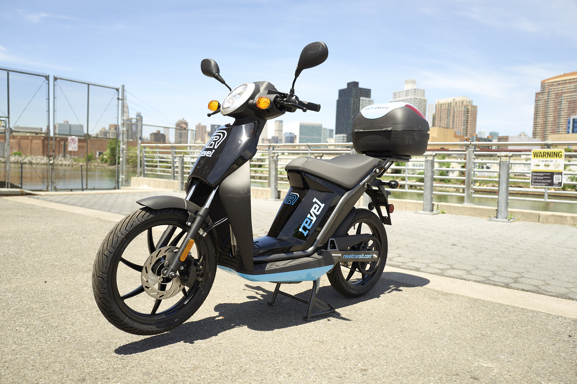 INVERS Helps Power New York's First Scooter Sharing Service