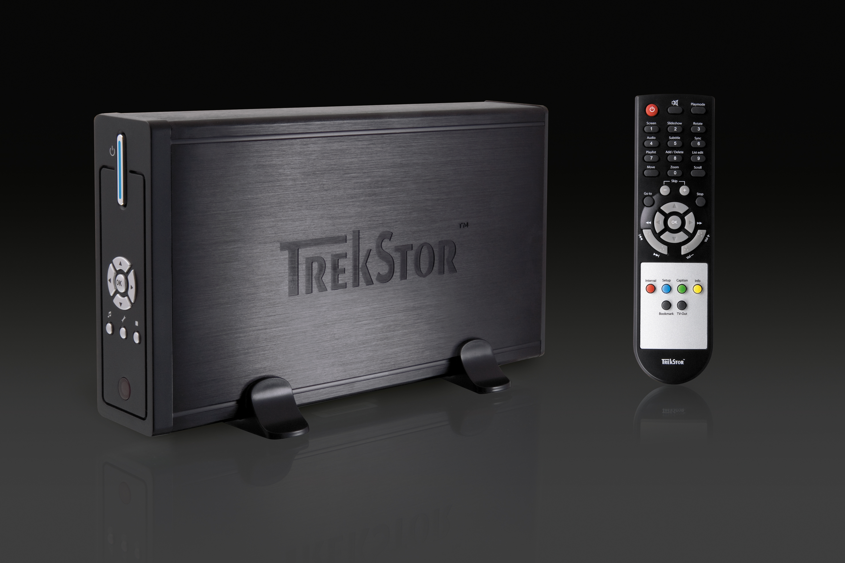 TrekStor MovieStation maxi t.um Externe Festplatte: Amazon ...