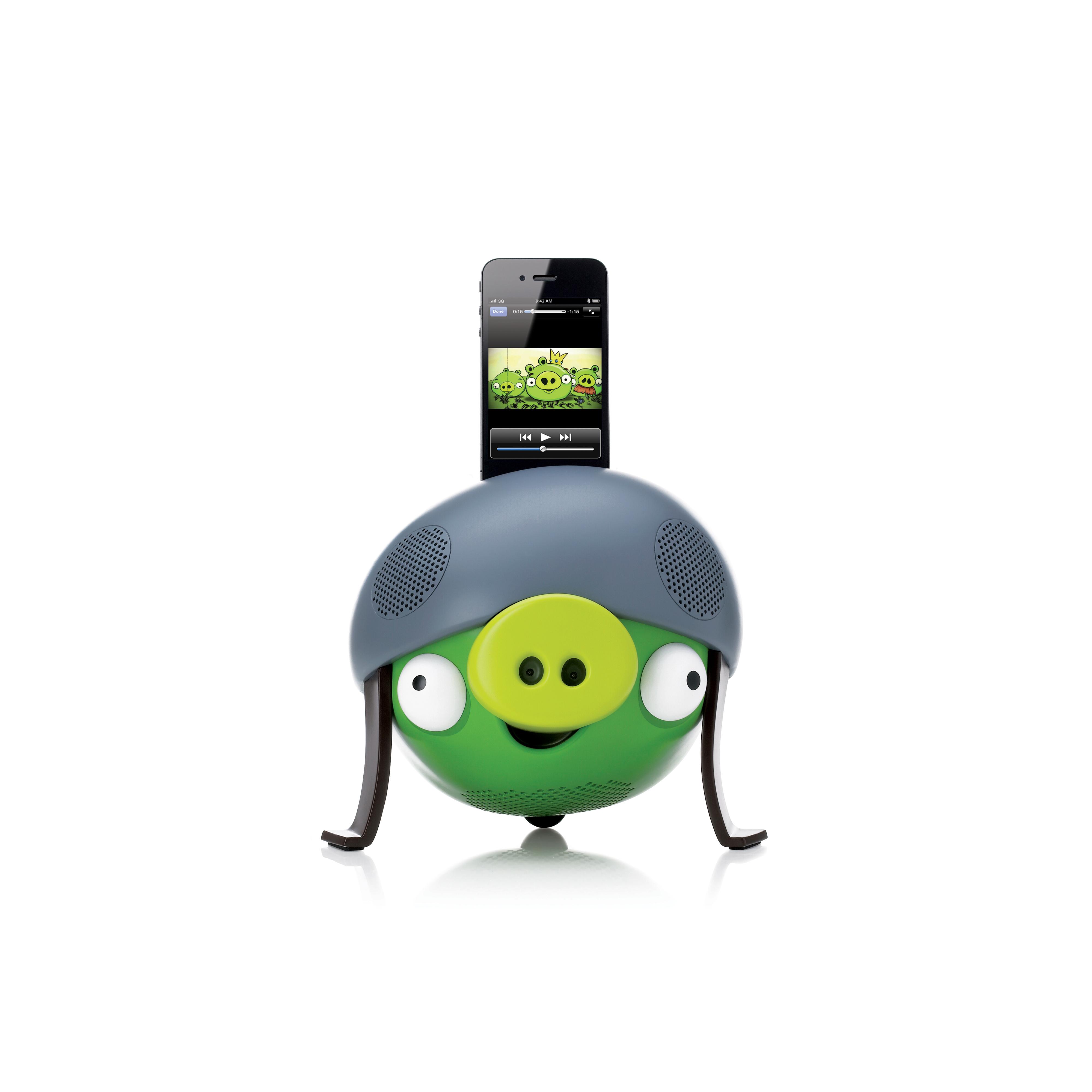 Im Anflug: Angry Birds Lautsprecher von GEAR4, Disruptive Limited,  Pressemitteilung - PresseBox