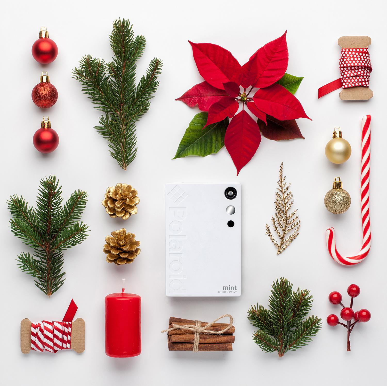 Sofortbilder zu Weihnachten: Polaroid Mint Serie ab sofort ...