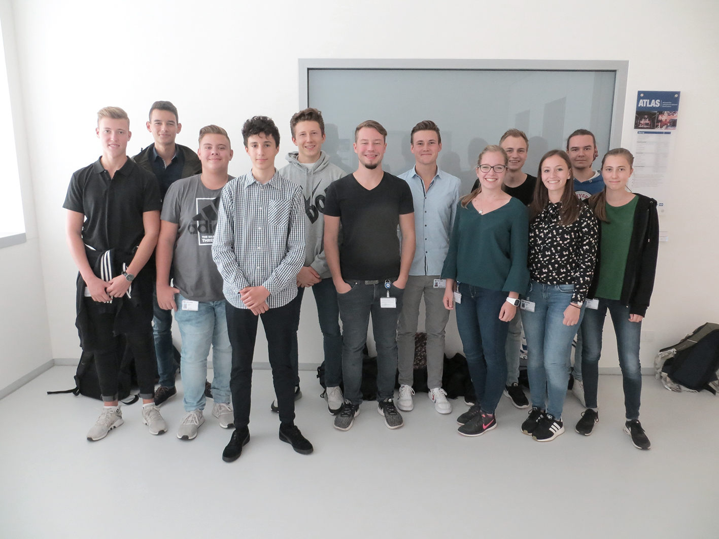 55 young women and men begin apprenticeships at Knorr-Bremse, Knorr