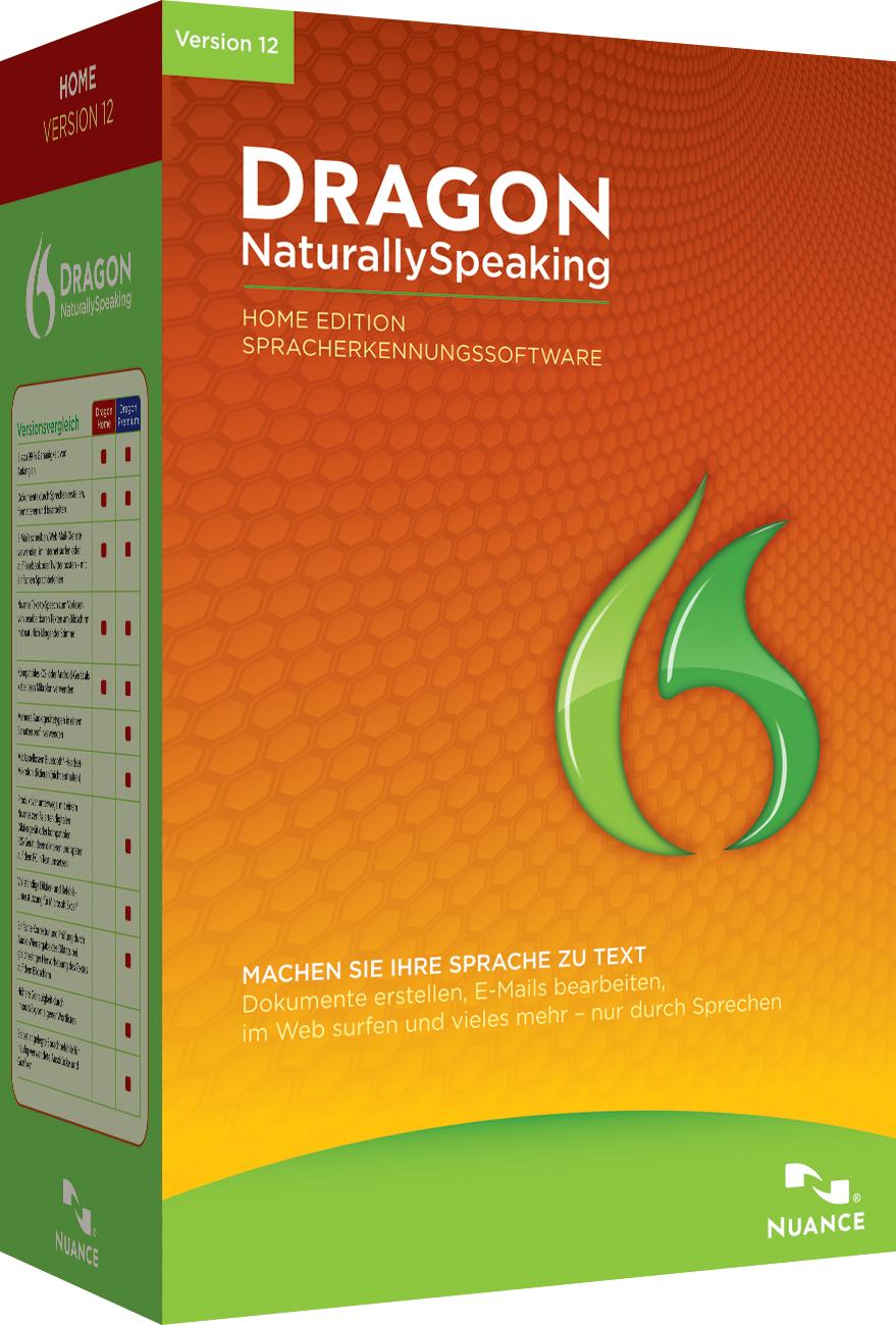 Dragon NaturallySpeaking 25 von Nuance noch präziser und schneller ...