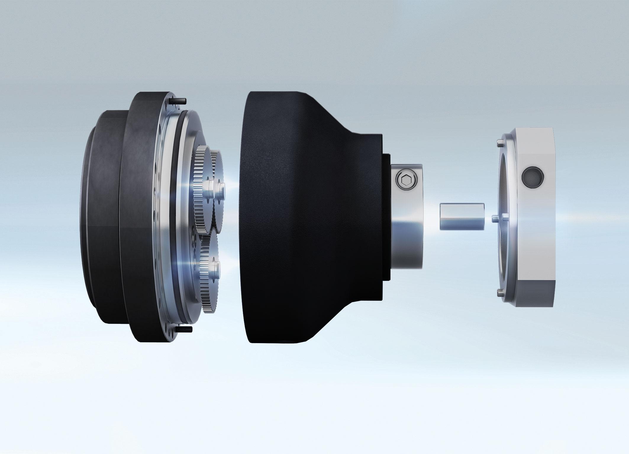 Ein Getriebe für alle Motoren