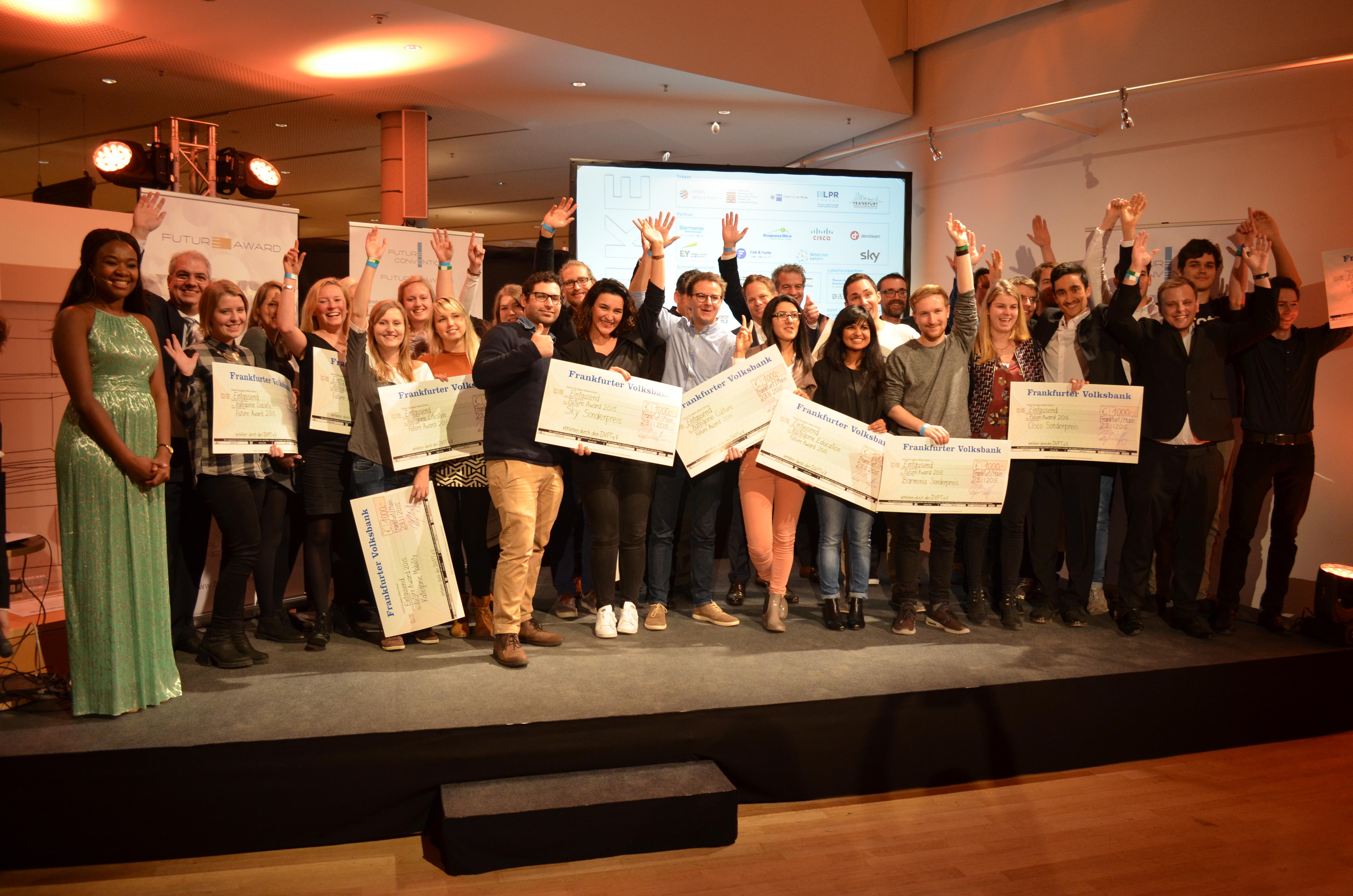future convention 2015, deutscher verband für post