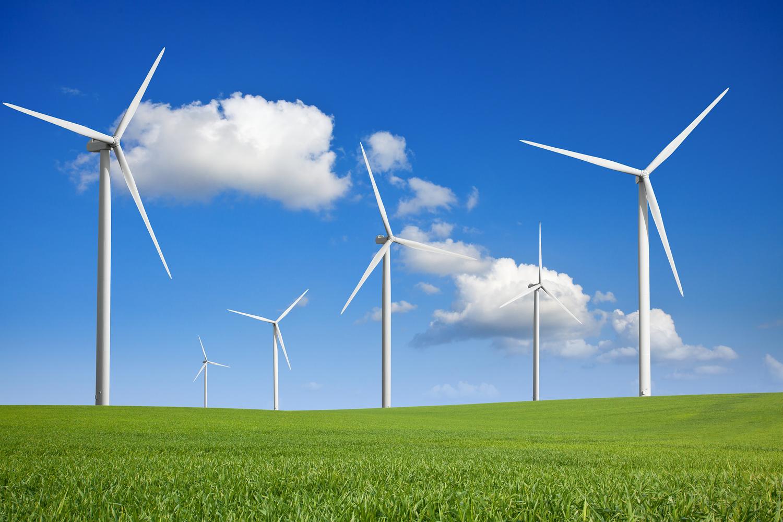 Windkraftanlage Unfall