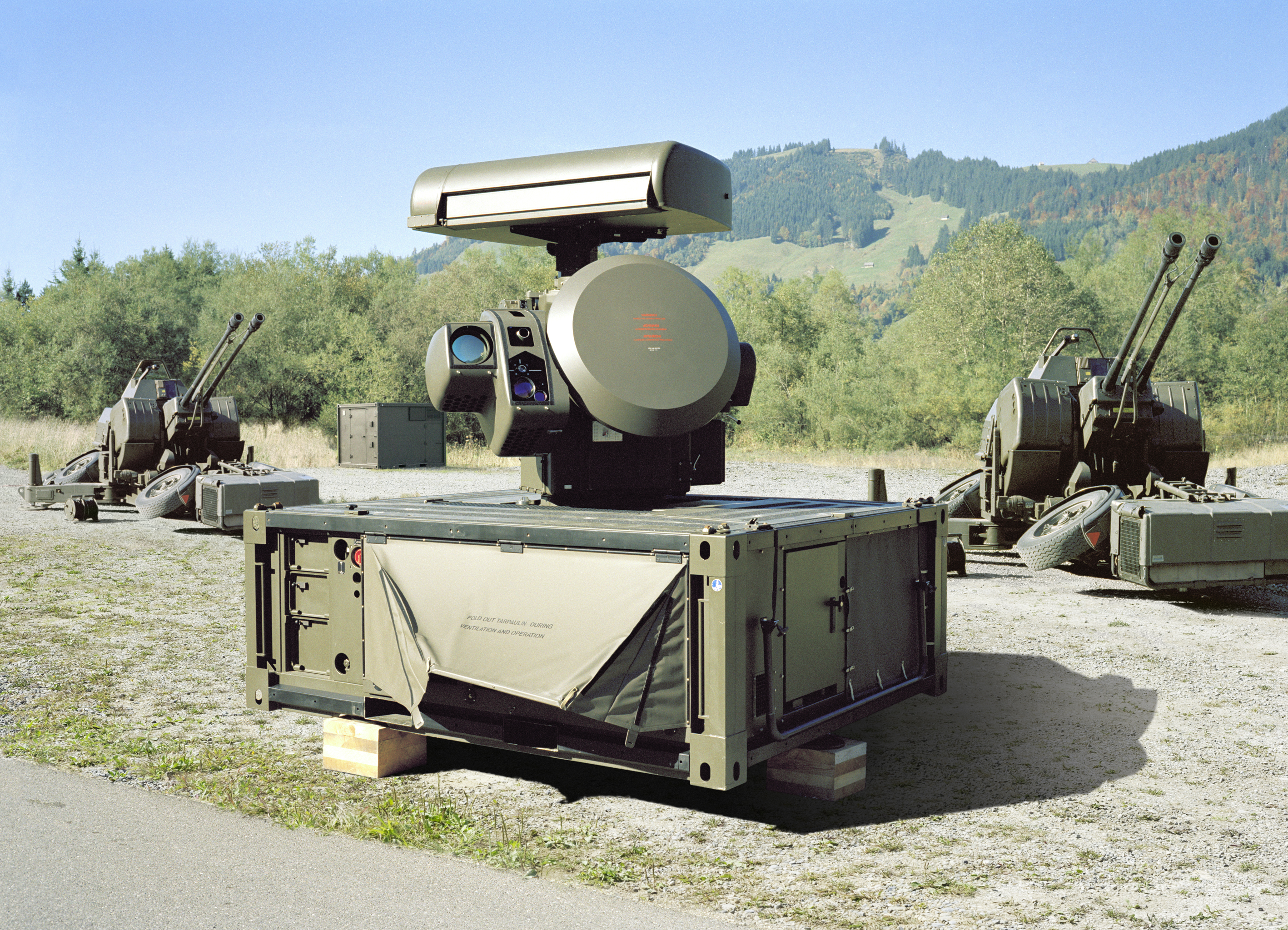 boosting air defense capabilities - HD 2835×2047