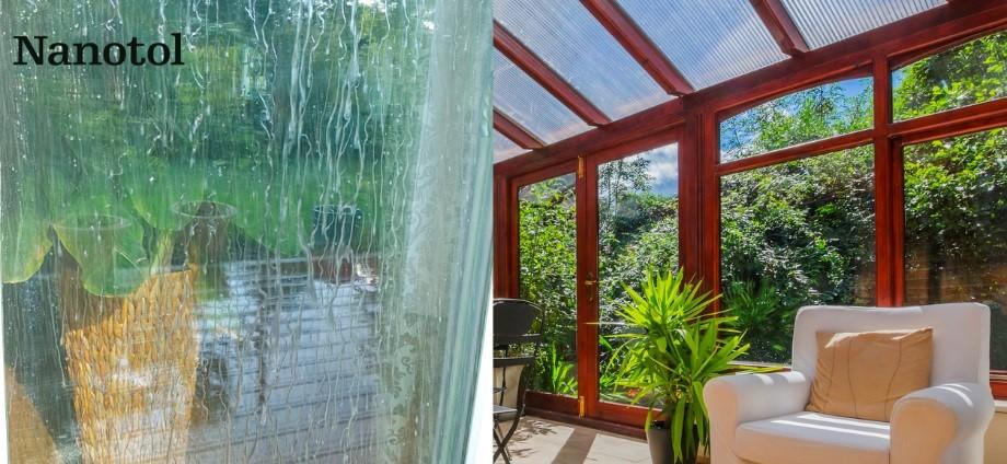dachfenster und wintergarten mit nanotechnologie sauber halten cenano gmbh co kg. Black Bedroom Furniture Sets. Home Design Ideas