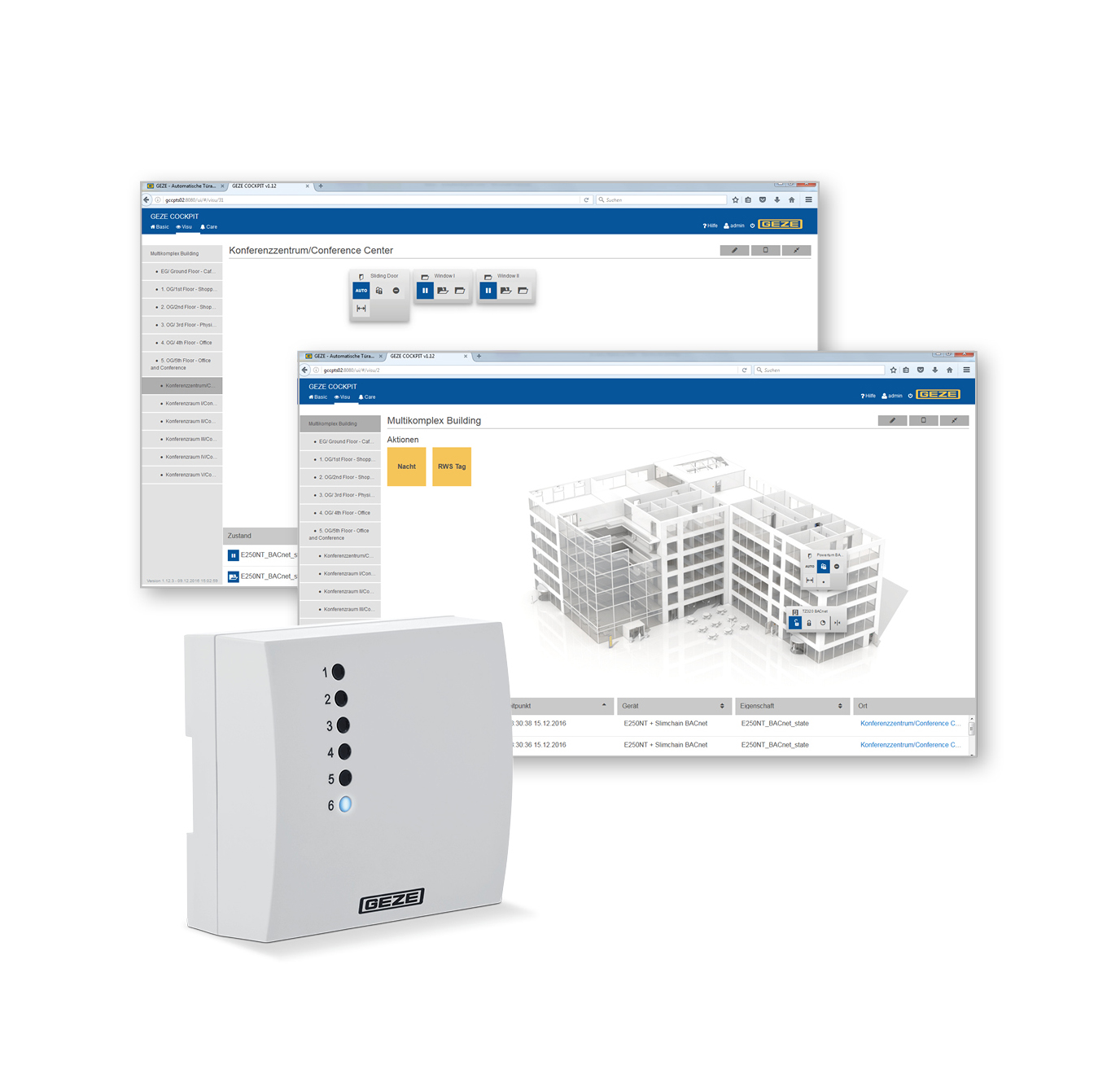 Smart Facades  Made by GEZE, GEZE GmbH, press release