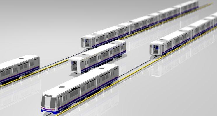 Lantech bietet ab sofort On-Board-Netzwerk-Lösungen für Zug, Metro und Straßenbahn an