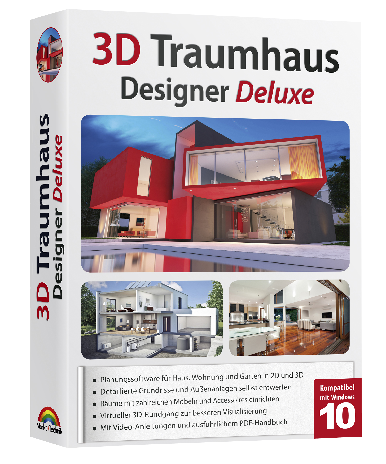 3d traumhaus designer: die komplettlösung für haus- und