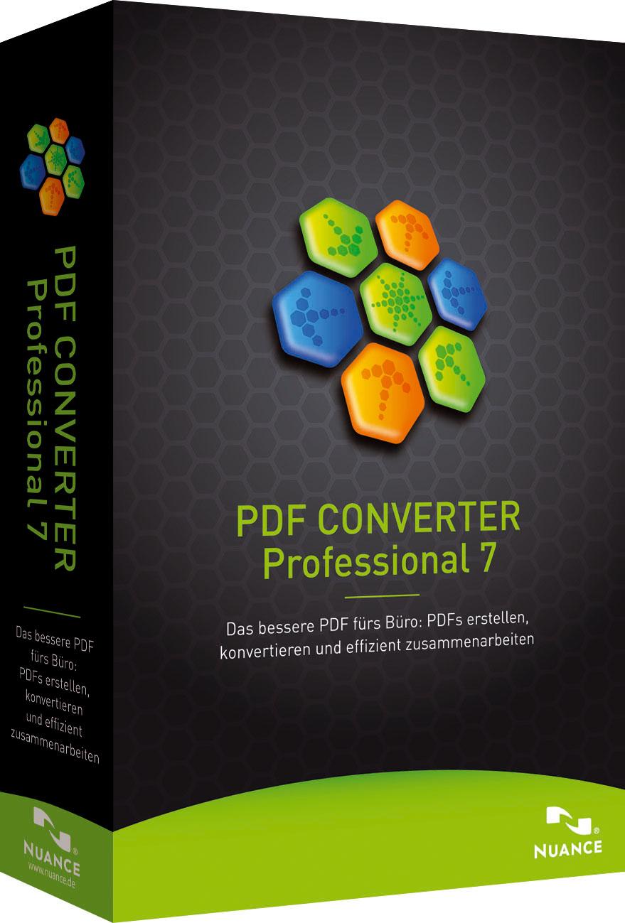nuance pdf converter professional 7.2 download