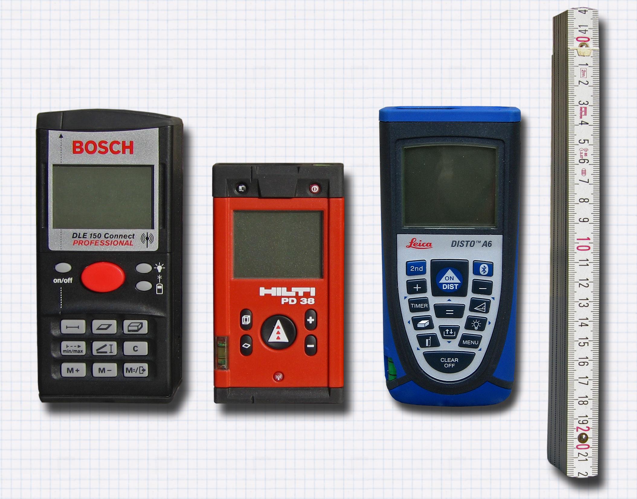 Laser Entfernungsmesser Bosch Oder Leica : Laser entfernungsmesser mit bluetooth schnittstelle aktuelles