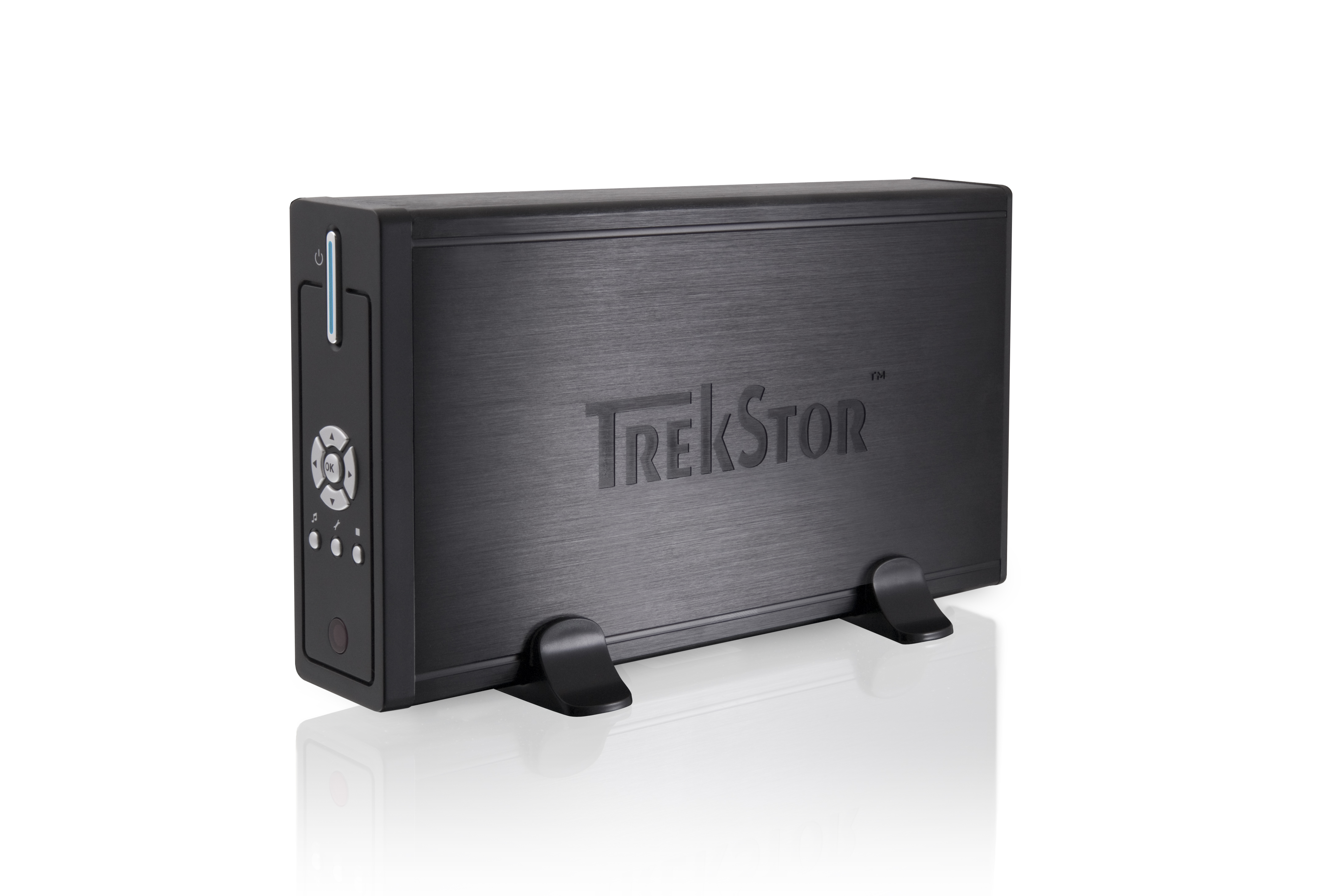 TrekStor MovieStation maxi t.um 320GB, Multimediaplayer ...