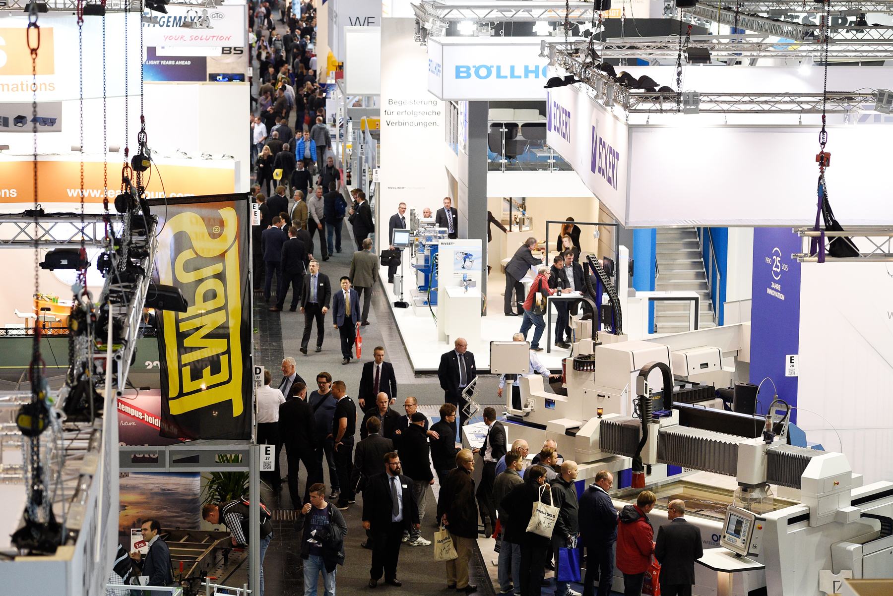 EuroBLECH 2018: Enormous potential in digitalisation for