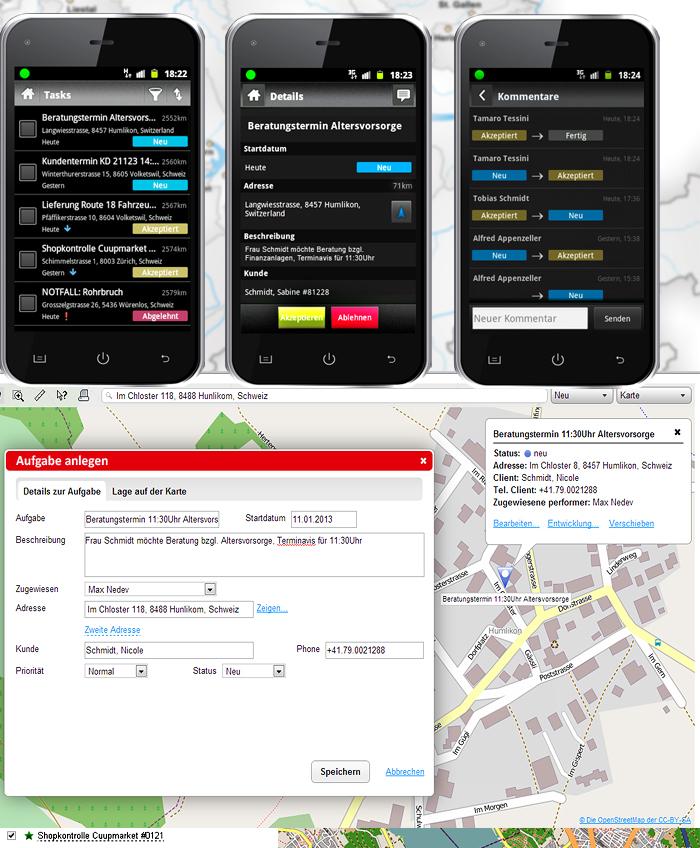 cebit 2013 mobile team launches mobile task management solution as productivity revolution for. Black Bedroom Furniture Sets. Home Design Ideas