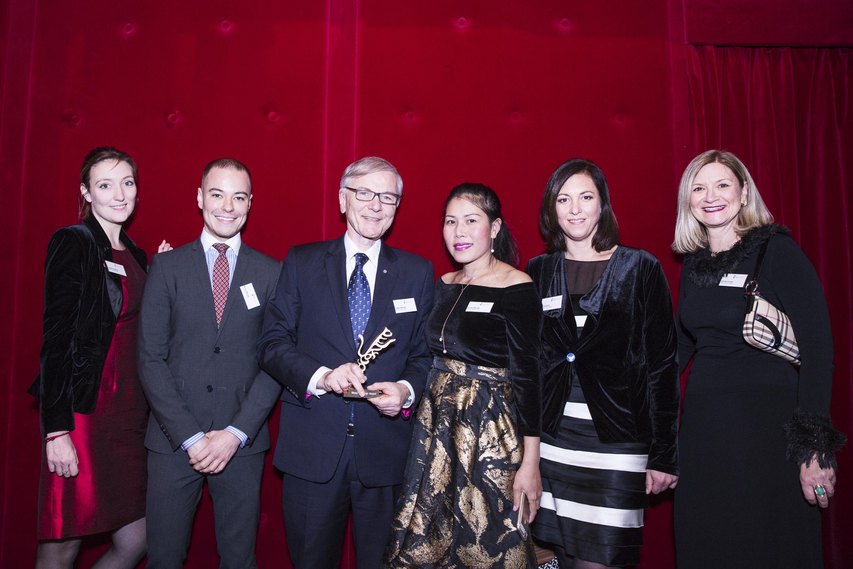 Messer Mit Axia Award Ausgezeichnet, Messer Group GmbH