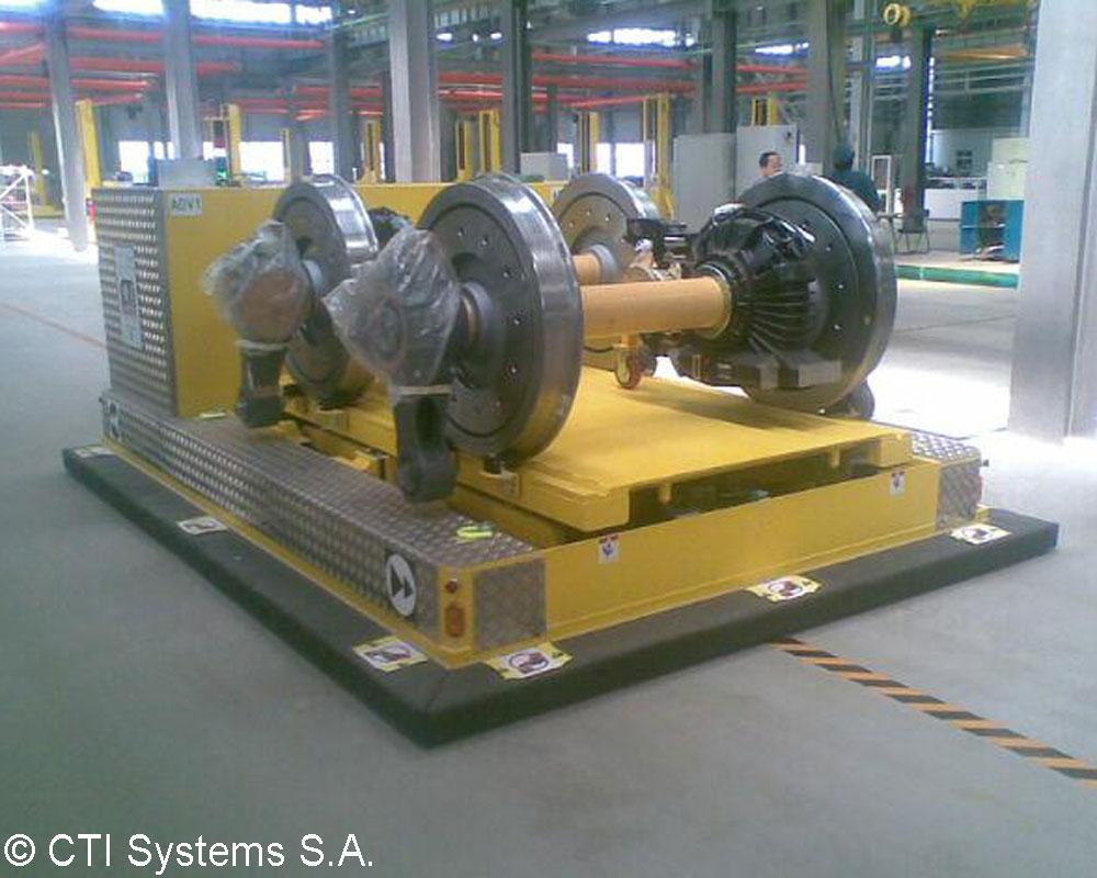 cti systems in der schienenfahrzeugindustrie