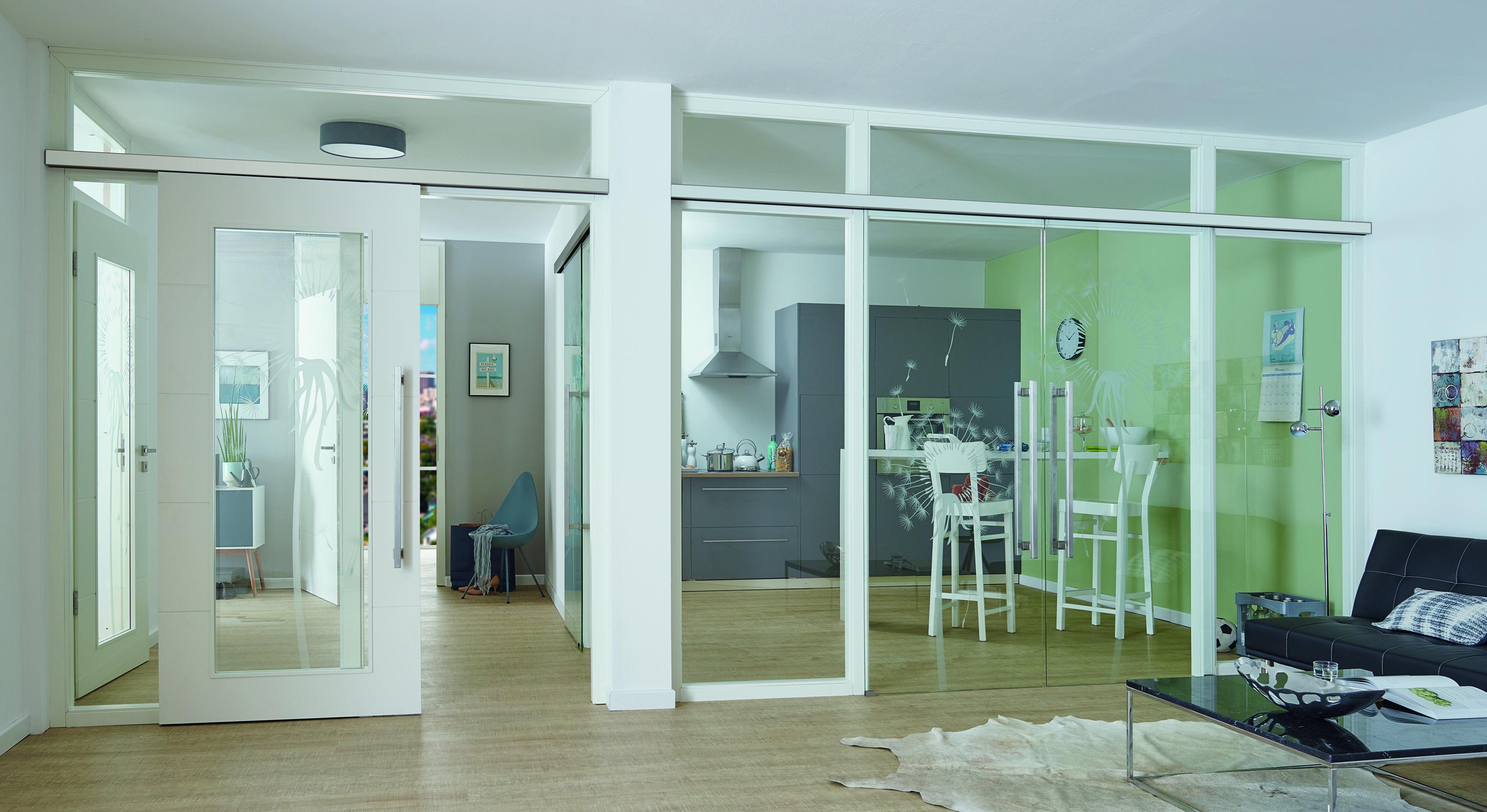 komfortabel schieben im aktuellen design garant t ren. Black Bedroom Furniture Sets. Home Design Ideas