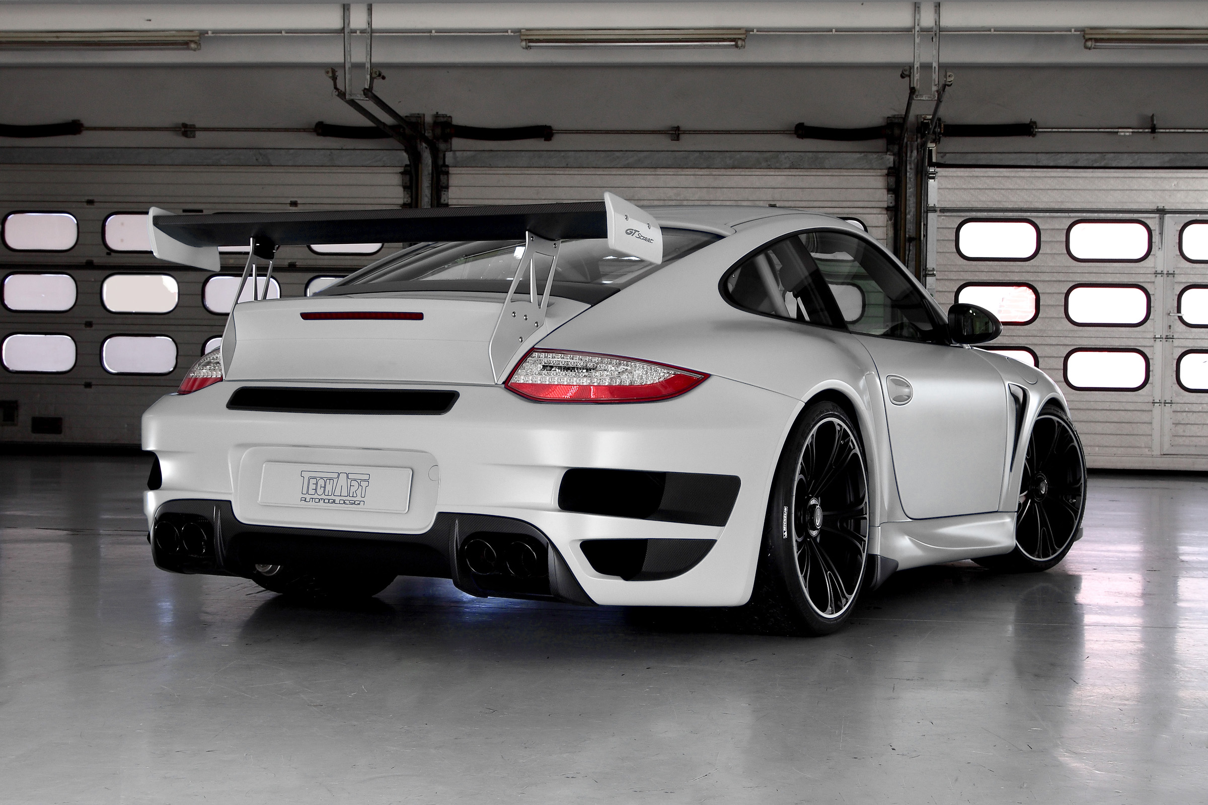 2 Remarkable Techart Porsche 911 Gt2 Gtstreet Rs Cars Trend