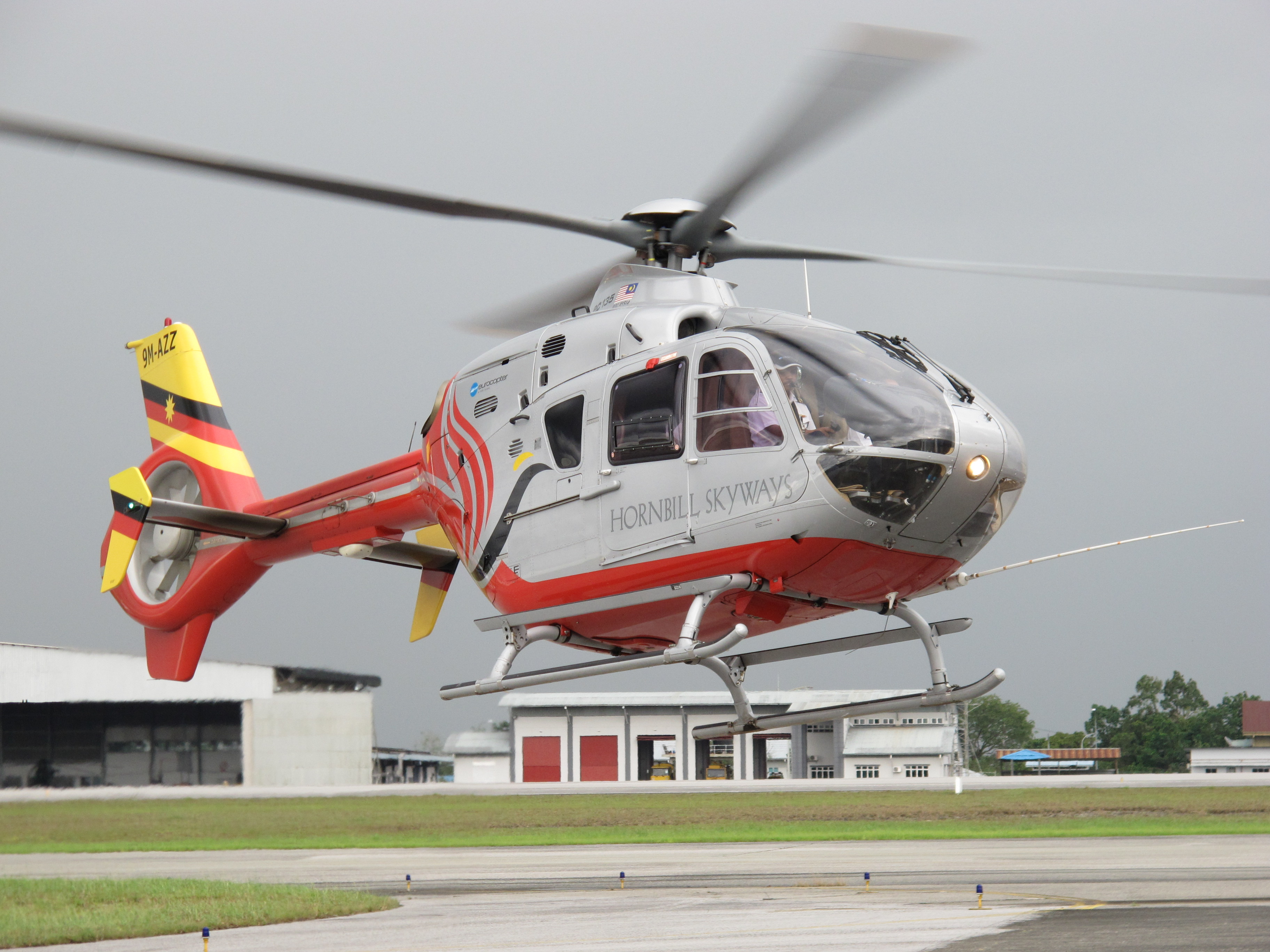 Eurocopter Malaysia Signs Contract To Upgrade Hornbill Skyways Ec135 Fleet Airbus Helicopters Press Release Pressebox